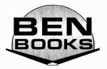 BEN Books logo silver